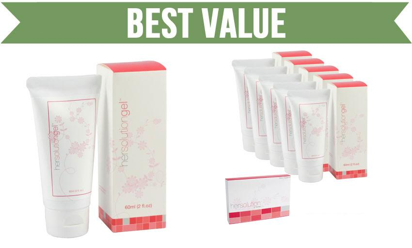 best value of hersolution gel